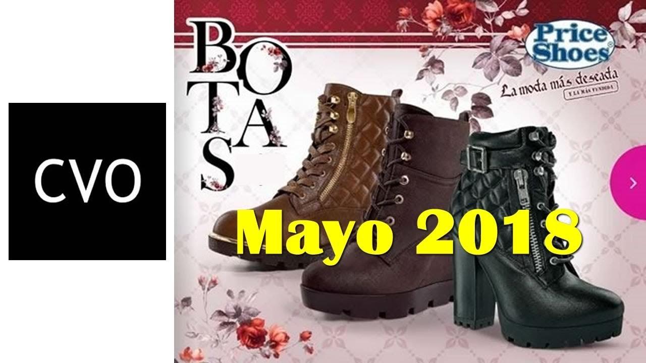 09575ab1 Catálogo Price Shoes BOTAS Mayo 2018 con PRECIOS (COMPLETO) - YouTube