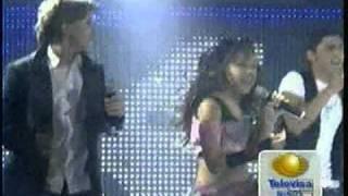 DanNashla Danna Paola y Nashla Aguilar Bailando antes de Patito