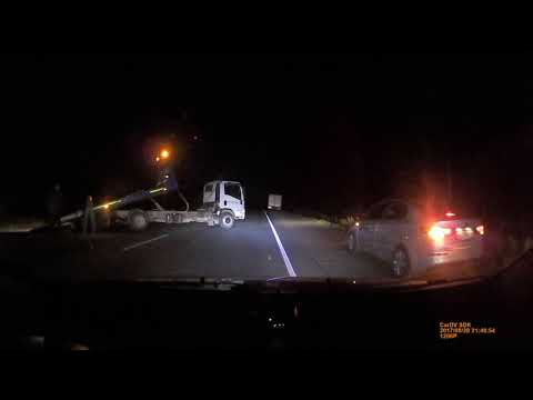 авария на трассе Невьянск -Нижний Тагил