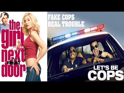 LET'S BE COPS And THE GIRL NEXT DOOR With Director Luke Greenfield