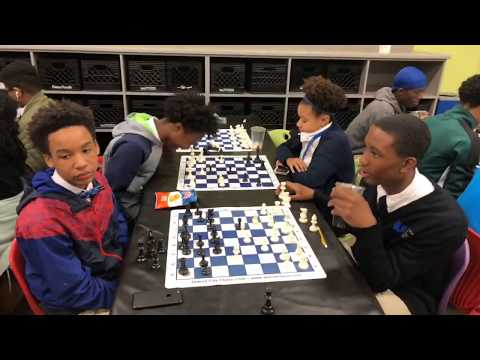 Detroit Institute of Arts - Detroit City Chess Club - philosophical ramblings on coaching