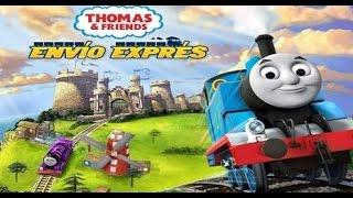 Thomas y sus amigos en español, la fiesta, nuevos 2016, go go thomas el tren