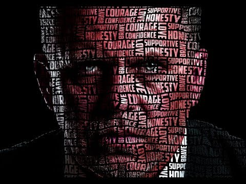 Photoshop Text Portrait | Photoshop CC, CS6, CS5