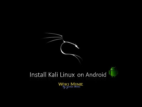 Install Kali Linux On Android (without Root) AndroNix + Termux