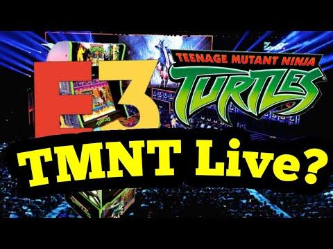 E3 Arcade1up predictions!! TMNT live? Big blue confirmed? from Big Reecey