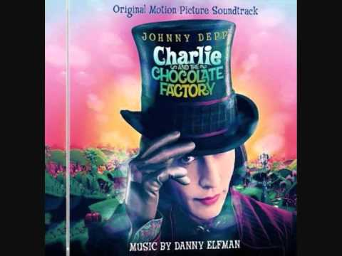 La fabbrica di cioccolato - Charlie and the Chocolate Factory (Danny Elfman - Main Titles)