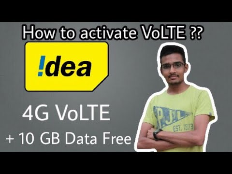 How To Activate Idea 4G VoLTE Services  | VoLTE Coverage | Is It Best For Use?