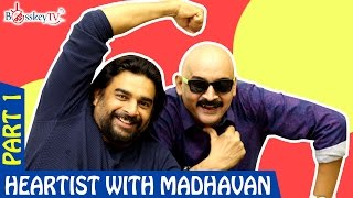 Maddy talks about Kamal, Mani Ratnam, Ajith & Vijay | Madhavan Interview | Part 1 | Heartist