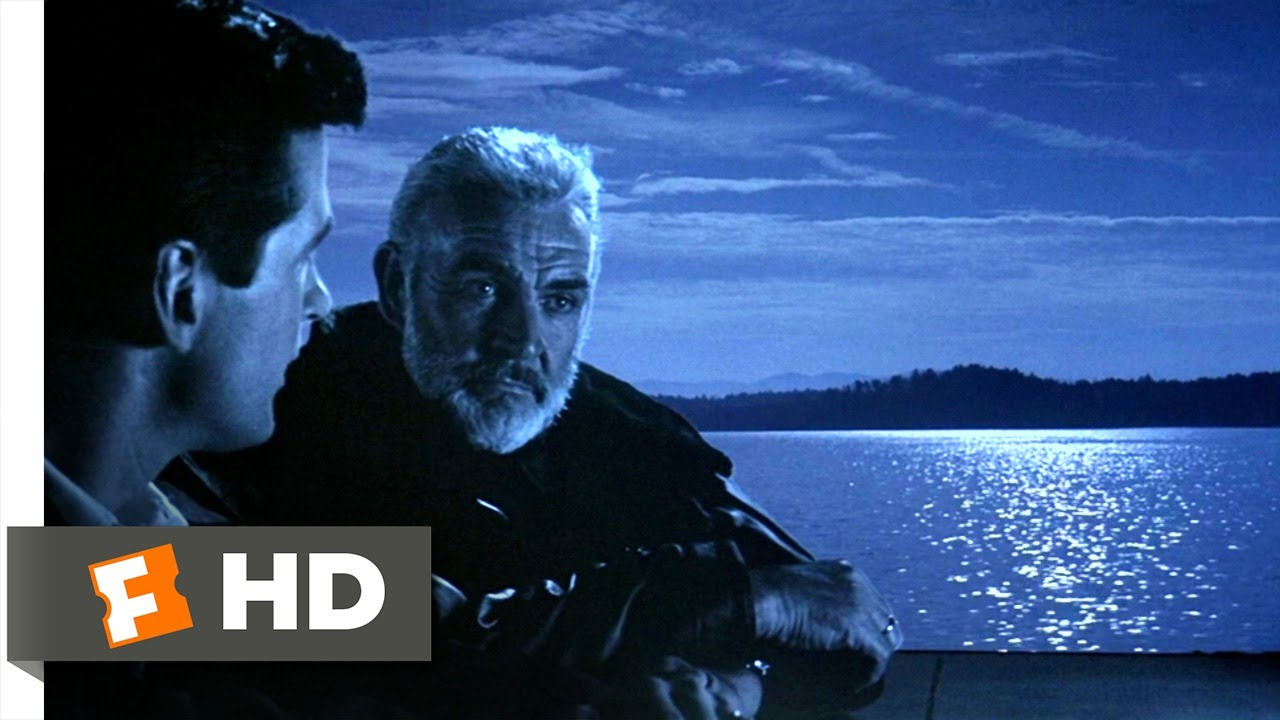 5 Iconic Movie Moments From Tom Clancy S The Hunt For Red October Business Insider