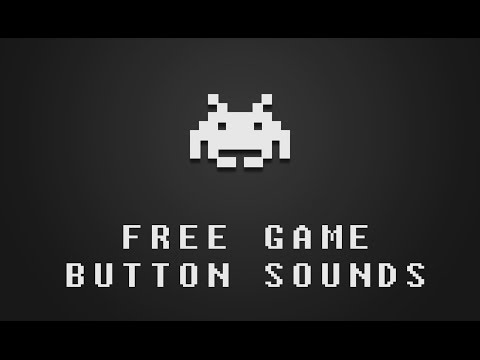 Game Button Sounds Pack - Free Sounds