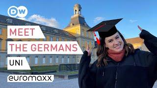 Studieren in Deutschland | Meet the Germans