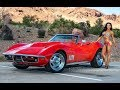 1969 Chevrolet Corvette Convertible Pro-Touring