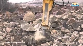 Щебень(Стас Булгаков погрузился в тему строительства. Сейчас расскажет, чем отличается гранитный щебень от извест..., 2015-05-06T14:54:37.000Z)