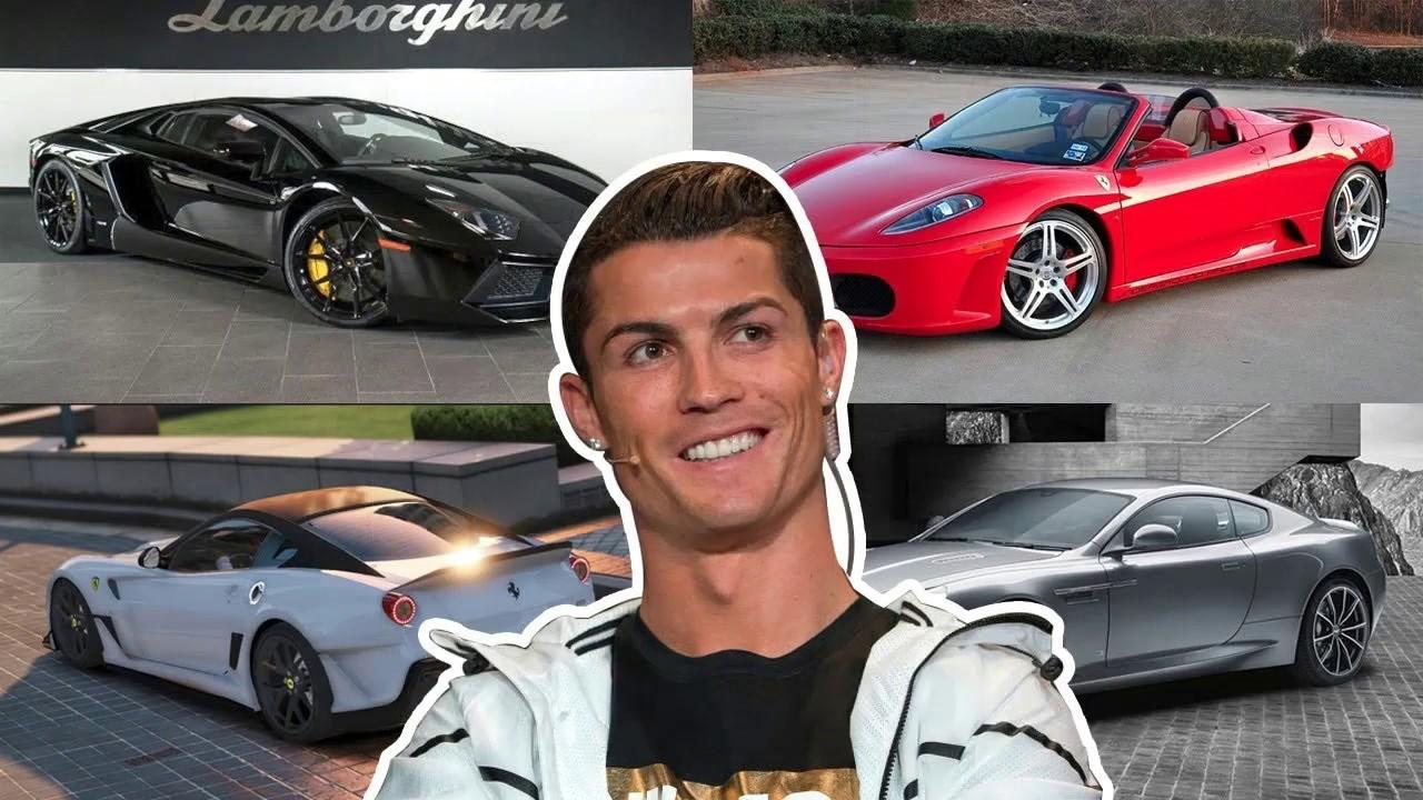 нашем картинки роналдо и его машины горонок соврал