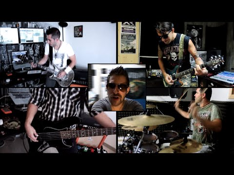 Slash - World on Fire (band cover by Xplore Yesterday)