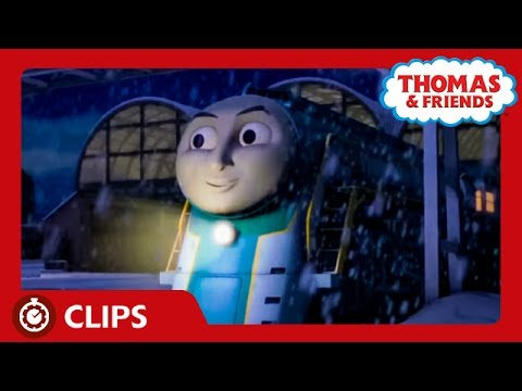 Connor and the Last Train for Christmas  s  Thomas & Friends