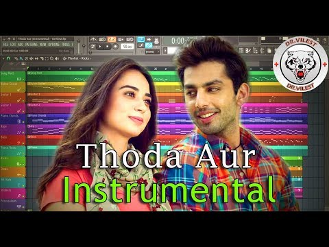 Thoda Aur (Instrumental) | Ranchi Diaries | Jeet Gannguli | Arijit Singh | Dr.Vilest