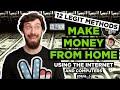 [WORK FROM HOME] 12 Legit Ways to Make Money Online (2020)