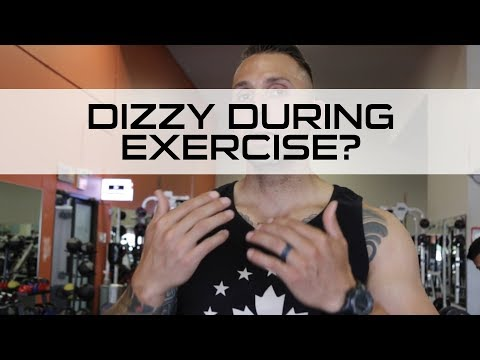 Why Do I Get Dizzy When I Workout?
