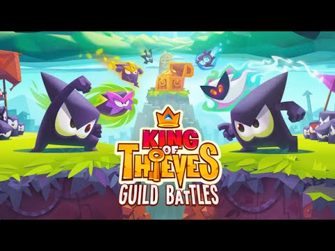 King of Thieves - Guild Battles