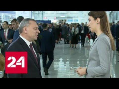 Юрий Борисов о развитии оборонно-промышленного комплекса - Россия 24