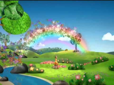 El jard n de claril colores y m s colores youtube for Aeiou el jardin de clarilu