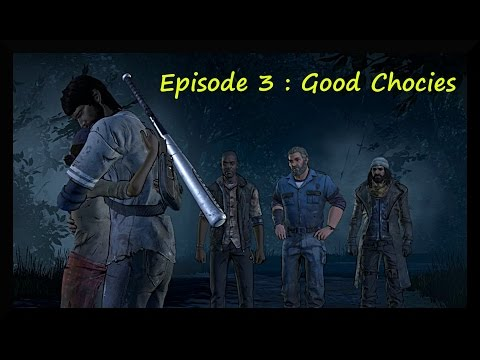 The Walking Dead : A New Frontier - Episode 3 - Above the law - Good Choices 😇