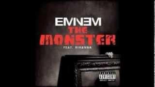 Eminem FT. Rihanna - The Monster (DJ Dexy D UK Makina RMX)