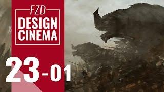 Design Cinema – EP 23 - The Siege Part 01