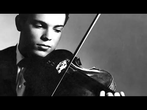 Piotr Janowski talks about Henryk Wieniawski's music (2007)