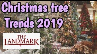 LANDMARK CHRISTMAS TREE TRENDS 2019 | LANDMARK MAKATI, PHILIPPINES