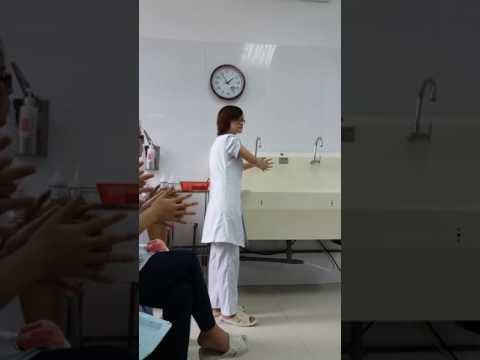 Kỹ thuật rửa tay ngoại khoa( thiếu)