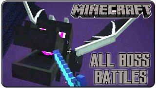 Minecraft All Bosses