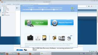 How to recover Data from USB