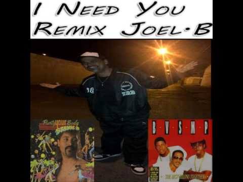 Stevie B - I Need You Bvsmp Remix Joel B