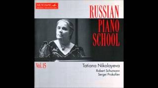 "Prokofiev-Nikolayeva: ""Peter and the Wolf"" for piano"