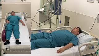 Fighting the COVID-19 Pneumonia - (Prone) position yourself