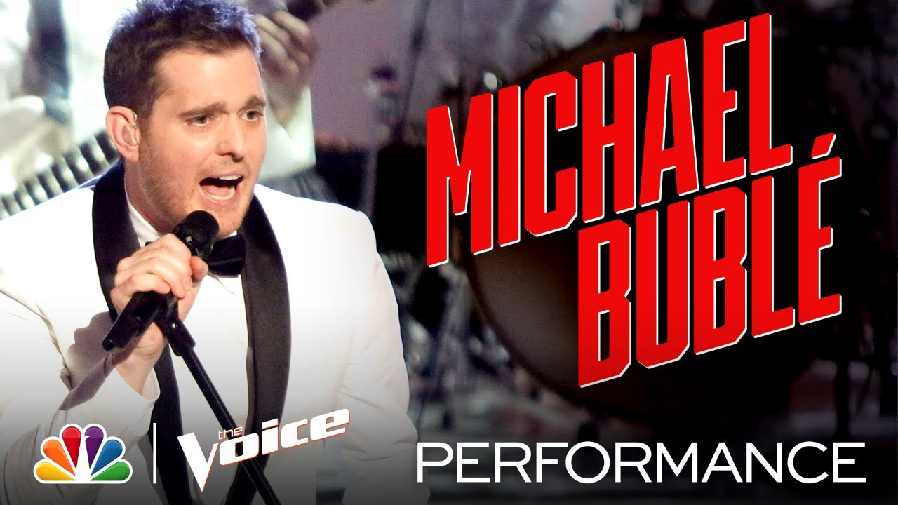 Nbc Michael Buble Christmas Special 2021 Michael Buble Christmas Baby Please Come Home Celebrity Page