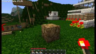 Tuto Minecraft N°3 Piège & Agriculture Part 1
