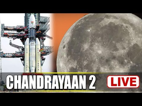 Chandrayaan 2 Launch Live || India's Biggest Moon Mission Live || Nellore || Bharat Today