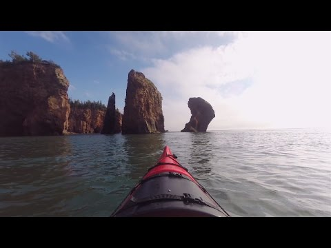 Kayaking the Bay