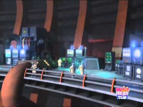 IroN KiD 1x14 Hacia la torre de hierro
