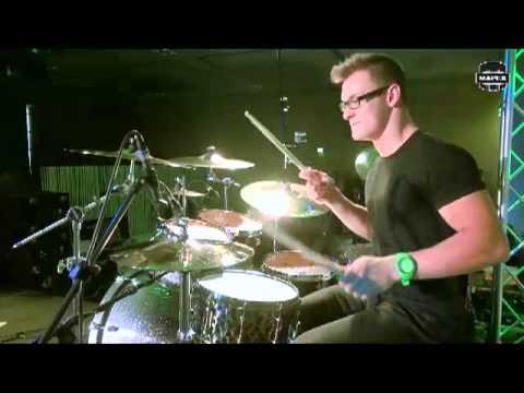 Chris Lawson Band @ MAPEX Drummer of Tomorrow international final 2012