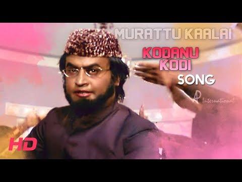 Kodana Kodi Video Song | Murattu Kaalai...