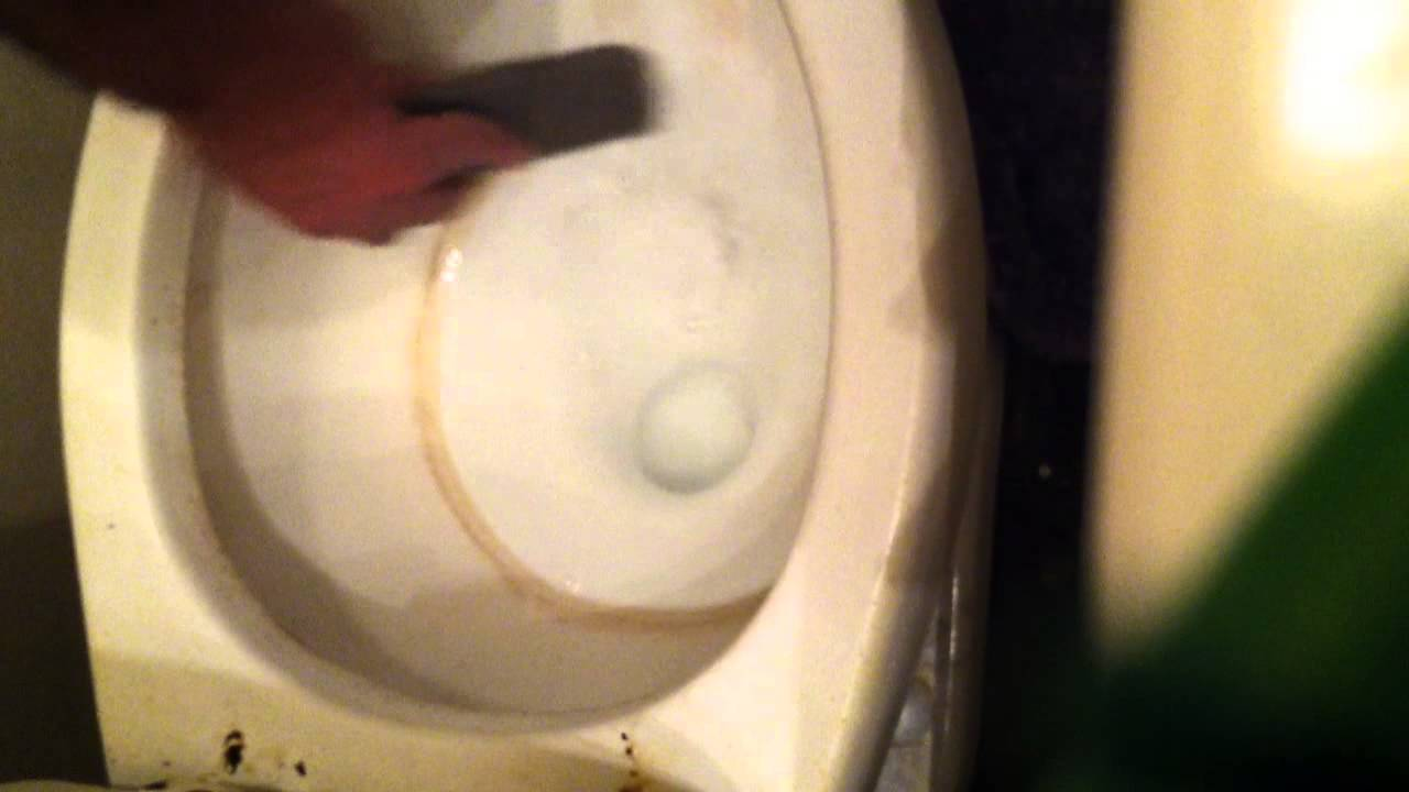 How To Remove A Toilet Bowl Ring