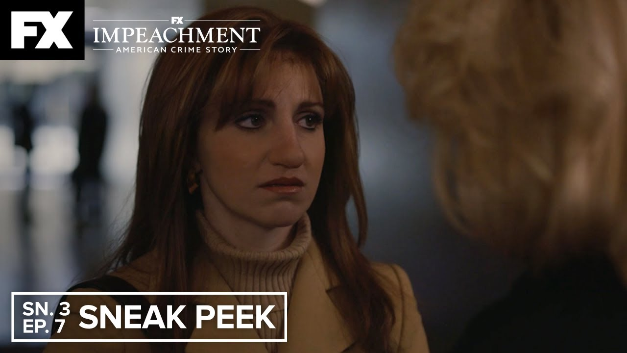 Download Impeachment: American Crime Story | Paula Meets With The President - Ep.7 Sneak Peek | FX