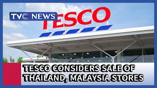 Tesco considers sale of Thaila…