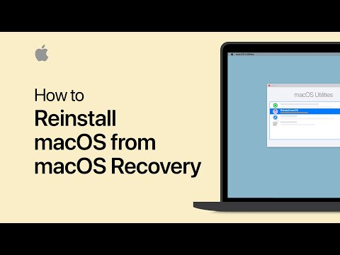 How to reinstall