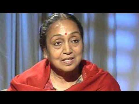 Father of Delhi gang-rape victim sold field for her education: Meira Kumar tells NDTV