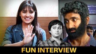 Deivamagal's Anniyar 'Wig' was better than Prakash 'Beard' | Actress Vani Bhojan Interview